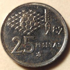 Monedas Juan Carlos I: MONEDA 25 PESETAS JUAN CARLOS I 1980 *82 MBC. Lote 57999454