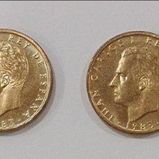 Monedas Juan Carlos I: JUAN CARLOS I.100 PESETAS. 1983.2 MONEDAS SC. Lote 58220095
