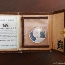 Monedas Juan Carlos I: MONEDA DE PLATA, CONMEMORATIVA PRINCIPE DE ASTURIAS.. Lote 58470206