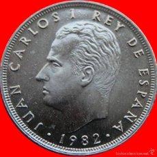 Monedas Juan Carlos I: ESPAÑA MONEDA DE 25 PESETAS AÑO 1982 SIN CIRCULAR . Lote 90618682