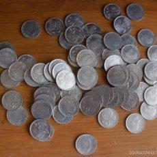 Monedas Juan Carlos I: LOTE MONEDAS 70 DUROS MONEDA 5 PESETAS JUAN CARLOS I 1980, MUNDIAL 1982. Lote 58610398
