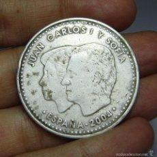 Monete Juan Carlos I: 12 €. JUAN CARLOS Y SOFIA. PLATA.. Lote 59208505