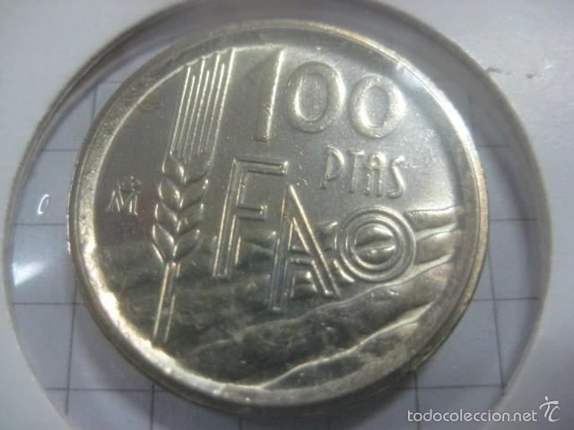 VARIANTE O ERROR DE ACUÑACIÓN EN 100 PESETAS DE 1995 (CANTO ANCHO) (Numismática - España Modernas y Contemporáneas - Juan Carlos I)