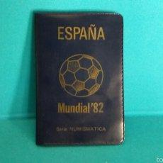 Monedas Juan Carlos I: SERIE NUMISMATICA MONEDAS MUNDIAL 82 ESTRELLA 80. Lote 59576672