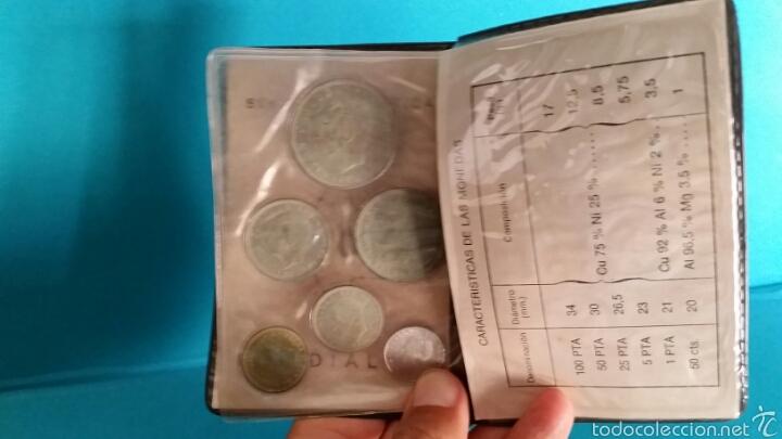 Monedas Juan Carlos I: SERIE NUMISMATICA MONEDAS MUNDIAL 82 ESTRELLA 80 - Foto 3 - 59576672