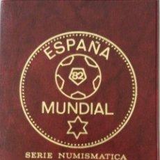 Monedas Juan Carlos I: SERIE MONEDAS MUNDIAL 82.. Lote 59710251