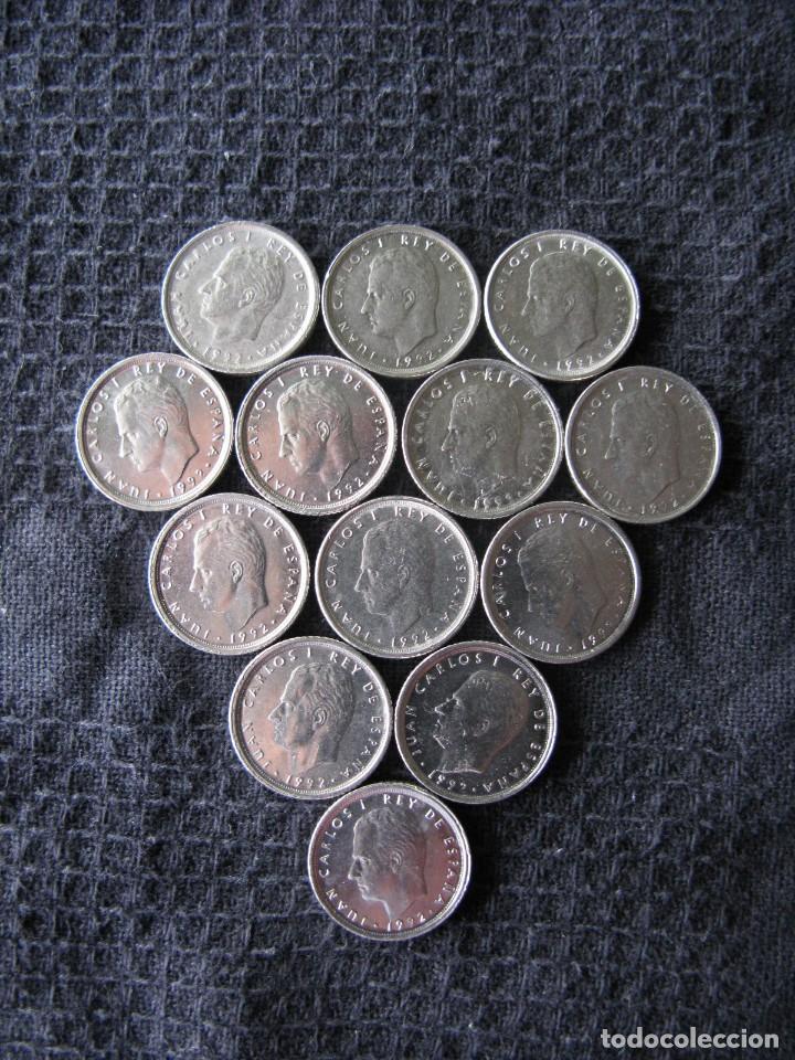 13 ARRAS. MONEDAS 10 PTAS JUAN CARLOS I 1992 (Numismática - España Modernas y Contemporáneas - Juan Carlos I)