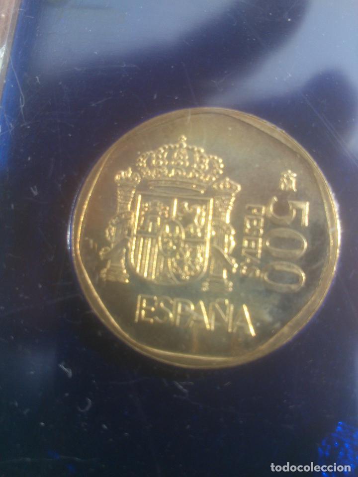 Monedas Juan Carlos I: 25 ANIVERSARIO BODAS JUAN CARLOS Y SOFIA 1987 ESTUCHE - Foto 4 - 207260660
