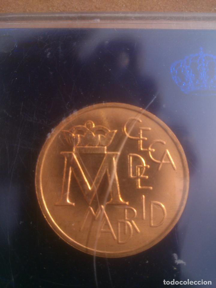 Monedas Juan Carlos I: 25 ANIVERSARIO BODAS JUAN CARLOS Y SOFIA 1987 ESTUCHE - Foto 5 - 207260660