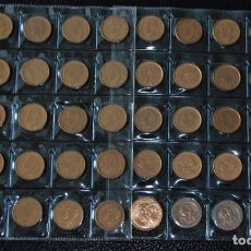 Monedas Juan Carlos I: LOTE DE 50 MONEDAS JUAN CARLOS I (100-200 Y 500 PTAS.). Lote 64992843