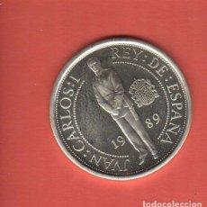 Monedas Juan Carlos I: PRECIOSA MONEDA DE 1000 PTS DEL 5º CENTENARIO AÑO 1989 VER FOTOS QUE NO TE FALTE EN TU COLECCION. Lote 66989210