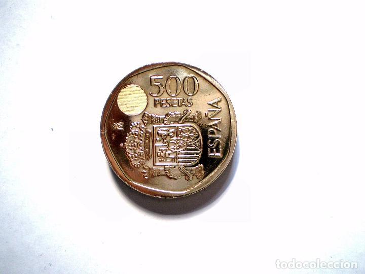 Monedas Juan Carlos I: MONEDA DE 500 PESETAS DE 1993 - JUAN CARLOS I - Foto 2 - 67074377