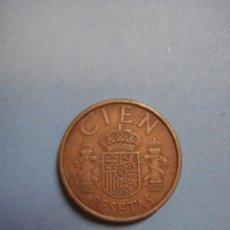 Monedas Juan Carlos I: MONEDA DE CIEN PESETAS. JUAN CARLOS I. 100 PTAS. AÑO 198. ESPAÑA. Lote 68864437