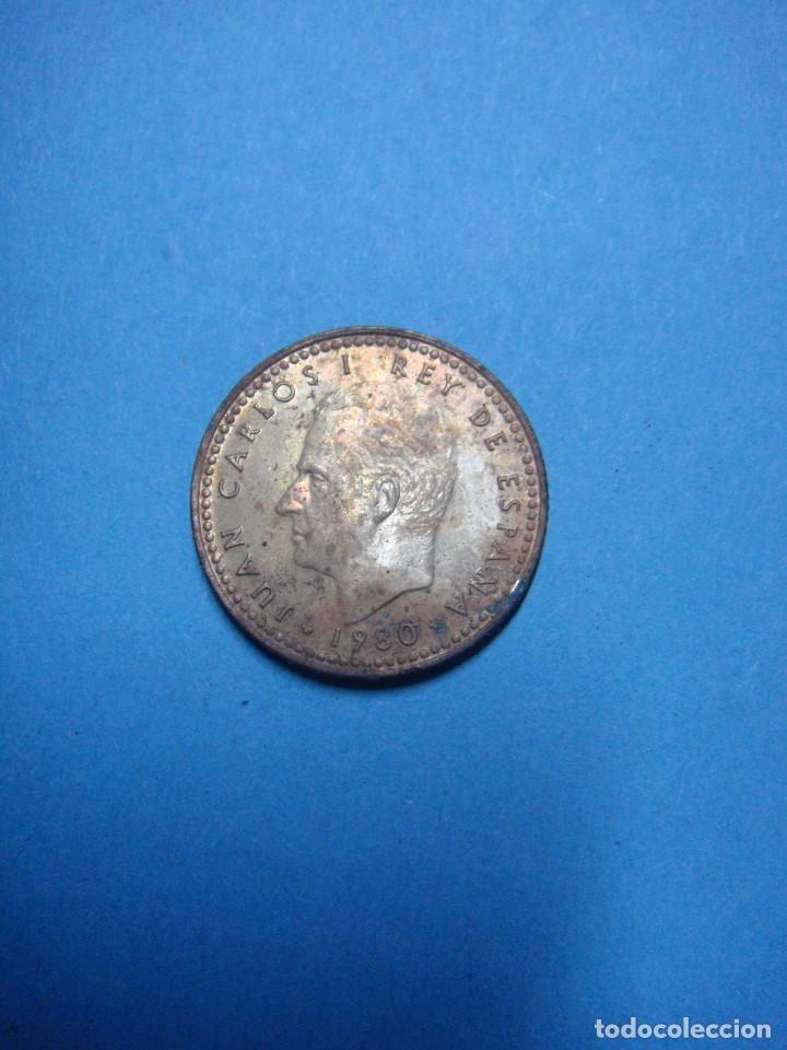 Monedas Juan Carlos I: MONEDA DE ESPAÑA. MONEDA DE UNA PESETA. 1 PTAS. JUAN CARLOS I. 1980- ESPAÑA 1982 - Foto 2 - 68886589