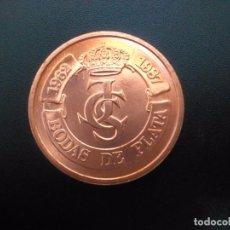 Monedas Juan Carlos I: MEDALLA DE BODAS DE PLATA 1962/1987 SIN CIRCULAR. Lote 70497229