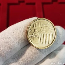 Monedas Juan Carlos I: ESPAÑA SPAIN 100 PESETAS MUSEO DEL PRADO 1994 KM 935 SC UNC. Lote 278187888