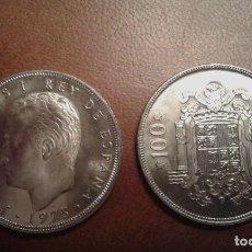 Monedas Juan Carlos I: MONEDA DE 100 PESETAS JUAN CARLOS I 1975 *19-76 SIN CIRCULAR DE CARTUCHO.. Lote 203548988