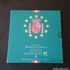 Monedas Juan Carlos I: COLECCION MONEDAS ESPAÑOLAS NO CIRCULADAS 1993. Lote 72160567