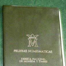 Monedas Juan Carlos I: CARTERITA PRUEBAS NUMISMÁTICAS JUAN CARLOS I. AÑO 1977. . Lote 74026211