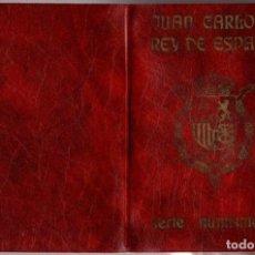 Monedas Juan Carlos I: SERIE NUMISMATICA JUAN CARLOS I. COLECCION DE MONEDAS Nº 80. Lote 74859939