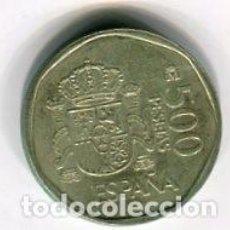 Monedas Juan Carlos I: 500 PESETAS JUAN CARLOS I AÑO 1990 S/C. Lote 75244675