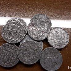 Monedas Juan Carlos I: LOTE DE 5 MONEDAS DE 10 CENTIMOS CABALLO. Lote 101182912