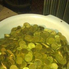 Monedas Juan Carlos I: LOTE 2740 MONEDAS 1 PESETA DE COBRE JUAN CARLOS 1. Lote 76419367
