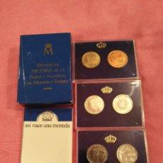 Monedas Juan Carlos I: PRUEBA DE LA MONEDA DE 500 PESETAS 1987. Lote 81016232