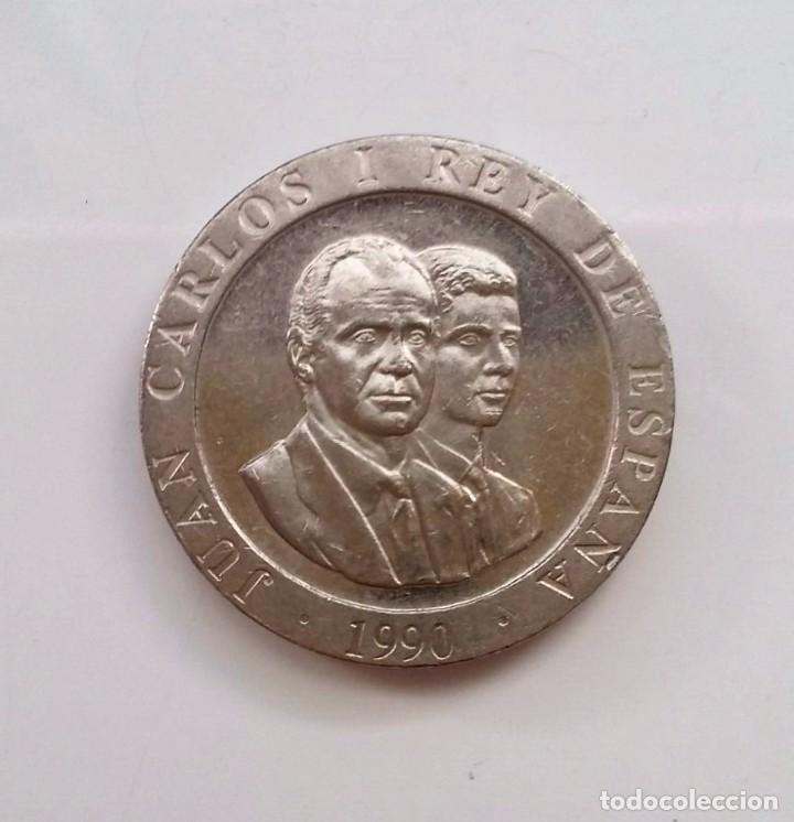 Moneda 200 Pesetas 1990 Juan Carlos 1 Rey De Vendido En Venta Directa 83600040