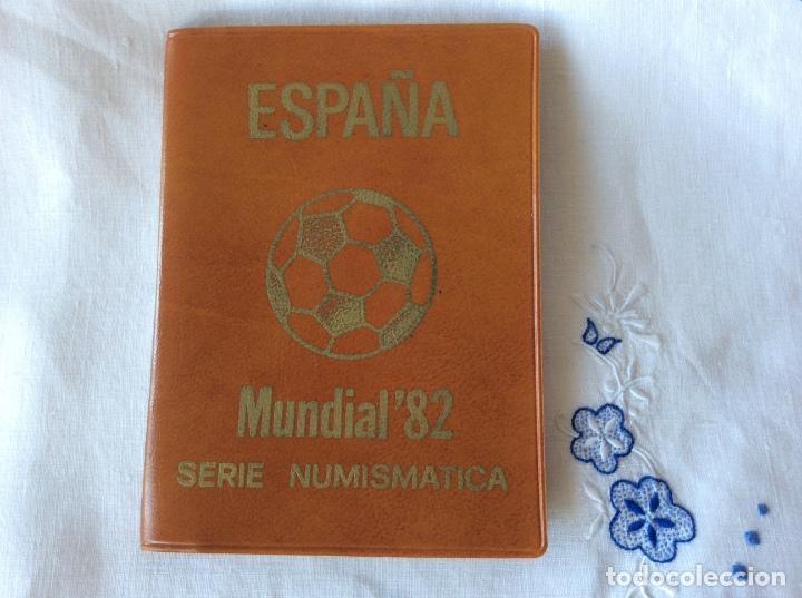 SERIE MONEDAS MUNDIAL ESPAÑA 82 AÑO 1980 ESTRELLA 82 (Numismática - España Modernas y Contemporáneas - Juan Carlos I)