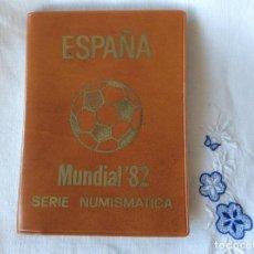 Monedas Juan Carlos I: SERIE MONEDAS MUNDIAL ESPAÑA 82 AÑO 1980 ESTRELLA 82. Lote 86176728