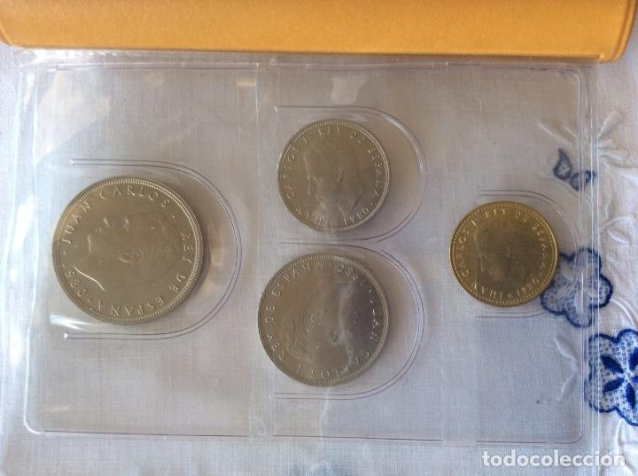 Monedas Juan Carlos I: Serie monedas mundial españa 82 año 1980 estrella 82 - Foto 5 - 86176728