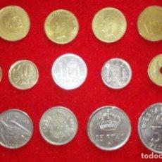 Monedas Juan Carlos I: LOTE DE MONEDAS ESPAÑOLAS - VARIADAS. Lote 86838064