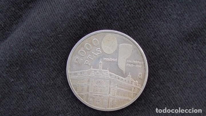 Monedas Juan Carlos I: MONEDA DE JUAN CARLOS DE 2000 PESETAS - Foto 2 - 86892700