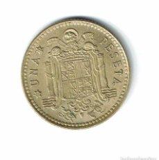 Monedas Juan Carlos I: ESPAÑA 1 PESETA 1975 ESTRELLA 77 SIN CIRCULAR. Lote 89743192
