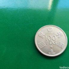 Monedas Juan Carlos I: MONEDA DE 100 PESETAS DEL MUNDIAL 82. 1980. JUAN CARLOS I. Lote 91651758