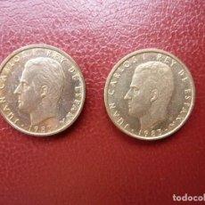 Monedas Juan Carlos I: LOTE 2 MONEDAS 100 PESETAS DE 1983 ESTADO-S/C FLOR DE LIS ARRIBA Y ABAJO.ALTO VALOR CATALOGO.. Lote 131000420