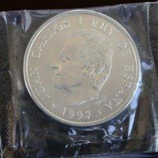 Monedas Juan Carlos I: MONEDA PLATA 2000 PESETAS PTS AÑO 1997. * EL QUIJOTE DE MIGUEL DE CERVANTES 1547-1997 * SC . Lote 94496158