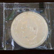 Monedas Juan Carlos I: MONEDA PLATA 2000 PESETAS PTS AÑO 2000 *V CENTENARIO CARLOS V * SC . Lote 94496854