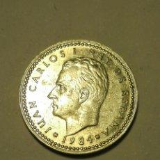 Monete Juan Carlos I: ESPAÑA 1 PESETA JUAN CARLOS I. 1984. Lote 202263497