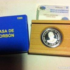 Monedas Juan Carlos I: CASA DE BORBÓN - ALFONSO XIII - 2000 PTA.PLATA. Lote 96576779