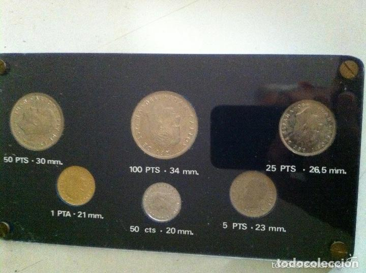 Monedas Juan Carlos I: españa 82 - estuche metracrilato (anfil) - Foto 2 - 96579931