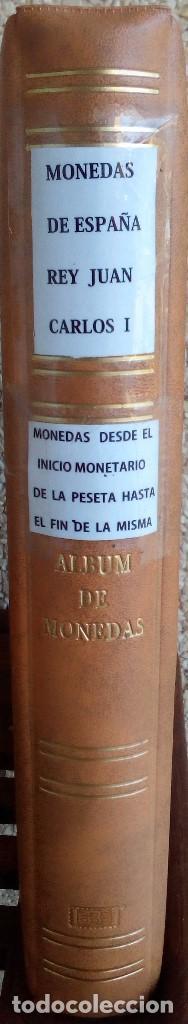 COLECCION COMPLETA DE JUAN CARLOS I DE 1975 A 2001 (SIN CIRCULA)R (Numismática - España Modernas y Contemporáneas - Juan Carlos I)