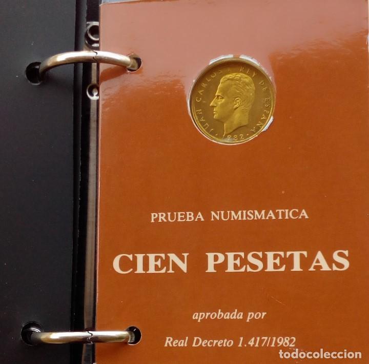 Monedas Juan Carlos I: COLECCION COMPLETA DE JUAN CARLOS I DE 1975 A 2001 (Sin circula)r - Foto 4 - 96949939