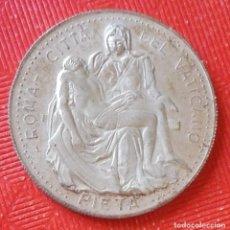 Monedas Juan Carlos I: MONEDA / MEDALLA - PAVLUS - PAULUS VI PONTIFICE MAXIMUS VATICANO. Lote 96961755