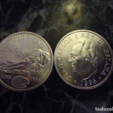 Monedas Juan Carlos I: MONEDA DE PLATA 2000 PESETAS MAJA VESTIDA. ANIVERSARIO DE GOYA. SIN CIRCULAR. 1996. Lote 97410075