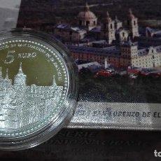 Monedas Juan Carlos I: MONEDA PATRIMONIO DE LA HUMANIDAD« EL ESCORIAL». Lote 98242675
