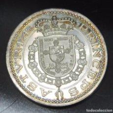 Monedas Juan Carlos I: DUCATÓN DEL PRÍNCIPE FELIPE (PLATA) PESA 35 GRAMOS, DUCATÓN DEL PRÍNCIPE DE ASTURIAS EN PLATA DEL AÑ. Lote 98367819