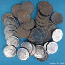 Monedas Juan Carlos I: LOTE DE 40 MONEDAS DE 100 PESETAS AÑO 1975 1976 , EBC SIN CIRCULAR , ORIGINALES.. Lote 100327975