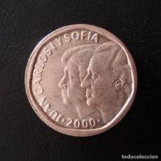 Monedas Juan Carlos I: 500 PESETAS AÑO 2000. Lote 100934199